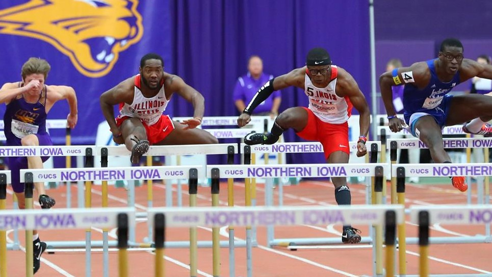 McConico, Patterson, Rodgers Qualify for NCAA Indoor Track & Field