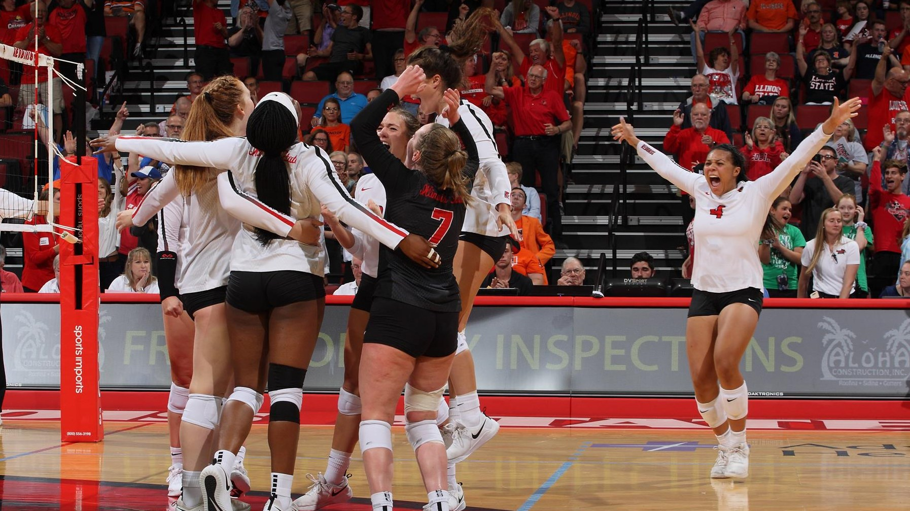 Redbird Volleyball Releases 2020 Spring Slate Illinois State University Athletics