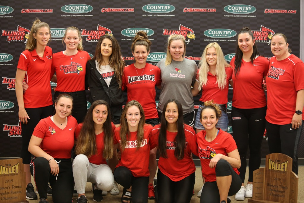 Women's Tennis - Illinois State University Athletics